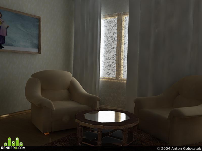 preview просто кресла