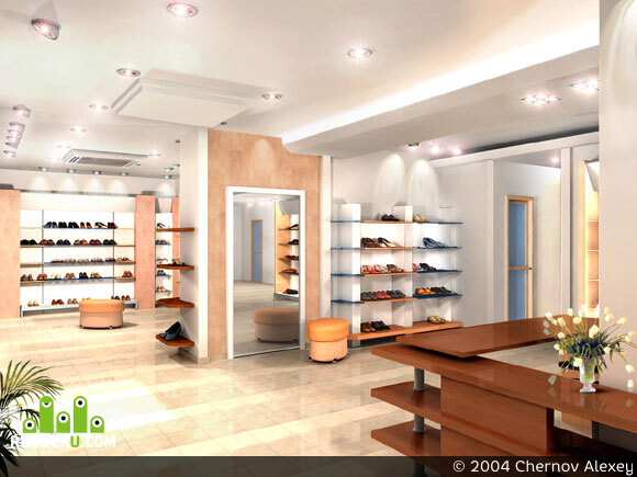 preview Обувный магазин
