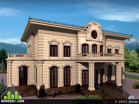preview Фасад Art Nouveau&Klassik