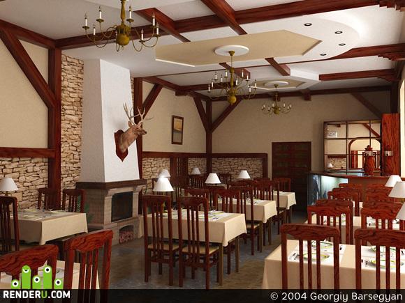 preview Кафе или ресторан ?