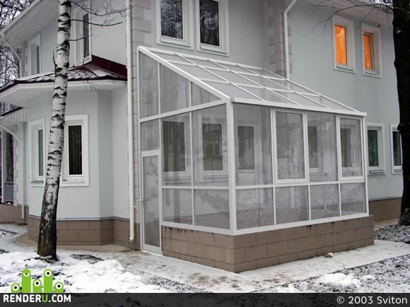preview зимний сад