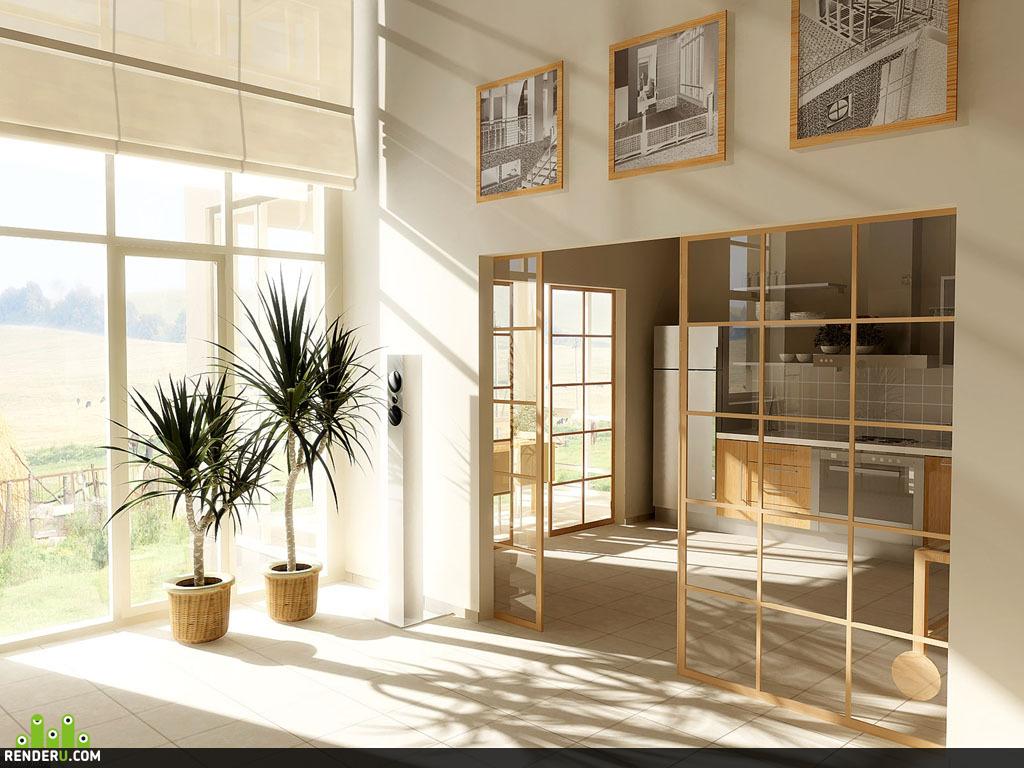 preview Квартира в загородном доме