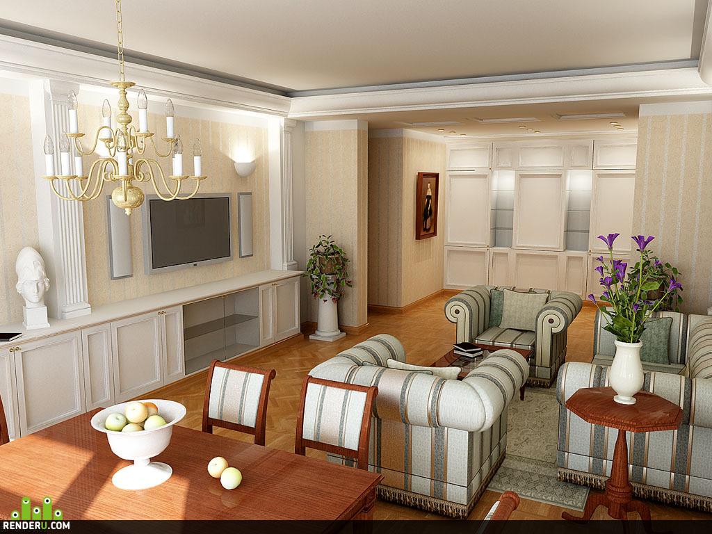 preview Квартира в доме