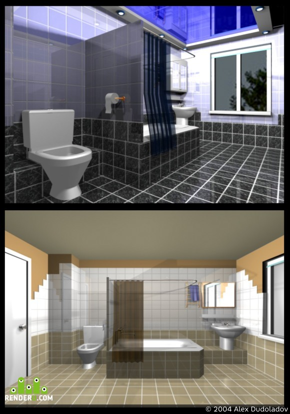 preview Ванная (2 варианта)