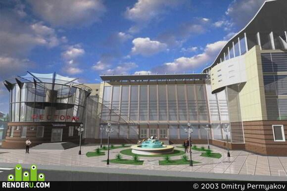 preview Административное здание в г.Бор