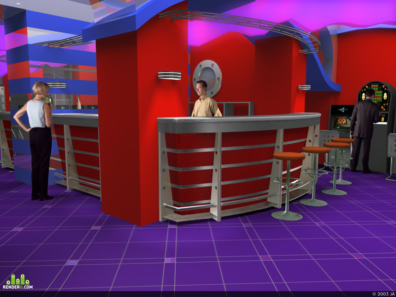 preview Зал игровых автоматов