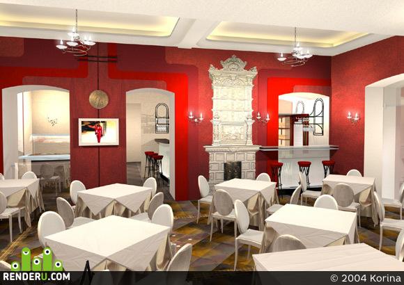 preview Ресторан в гостинице 1