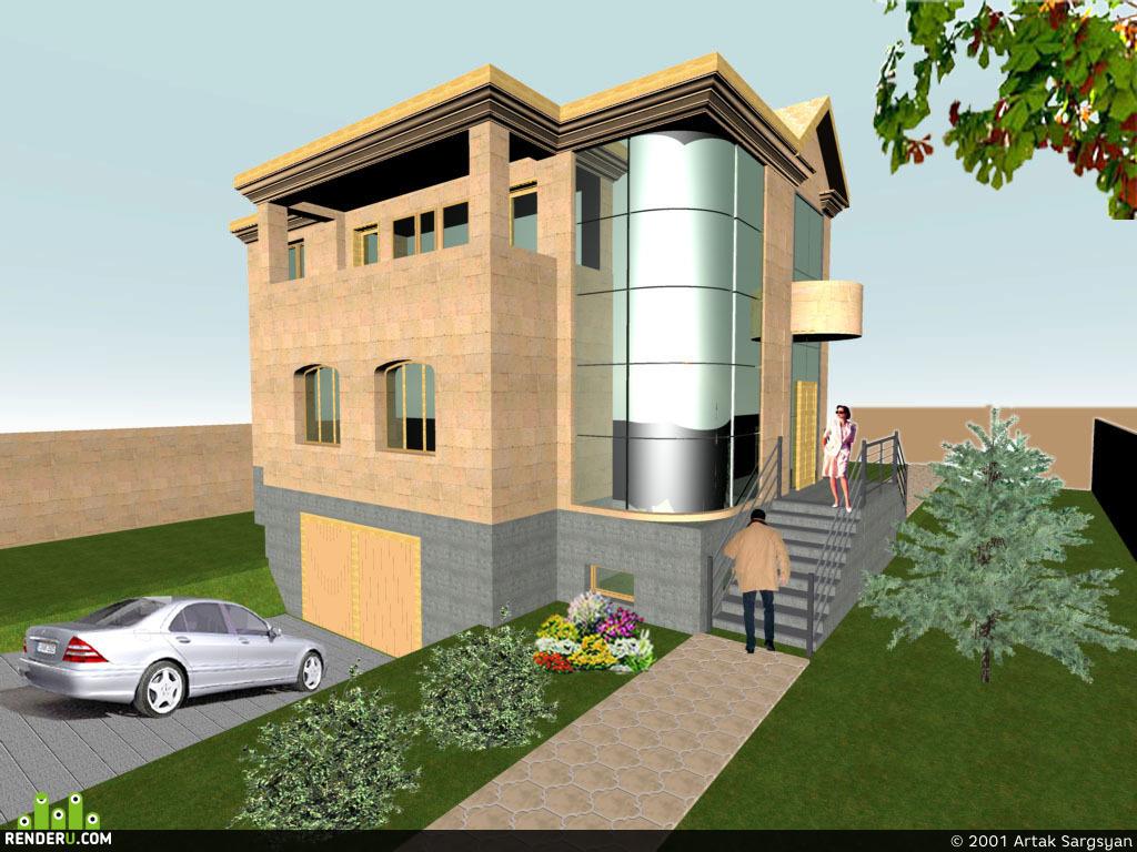 preview Norq Villa