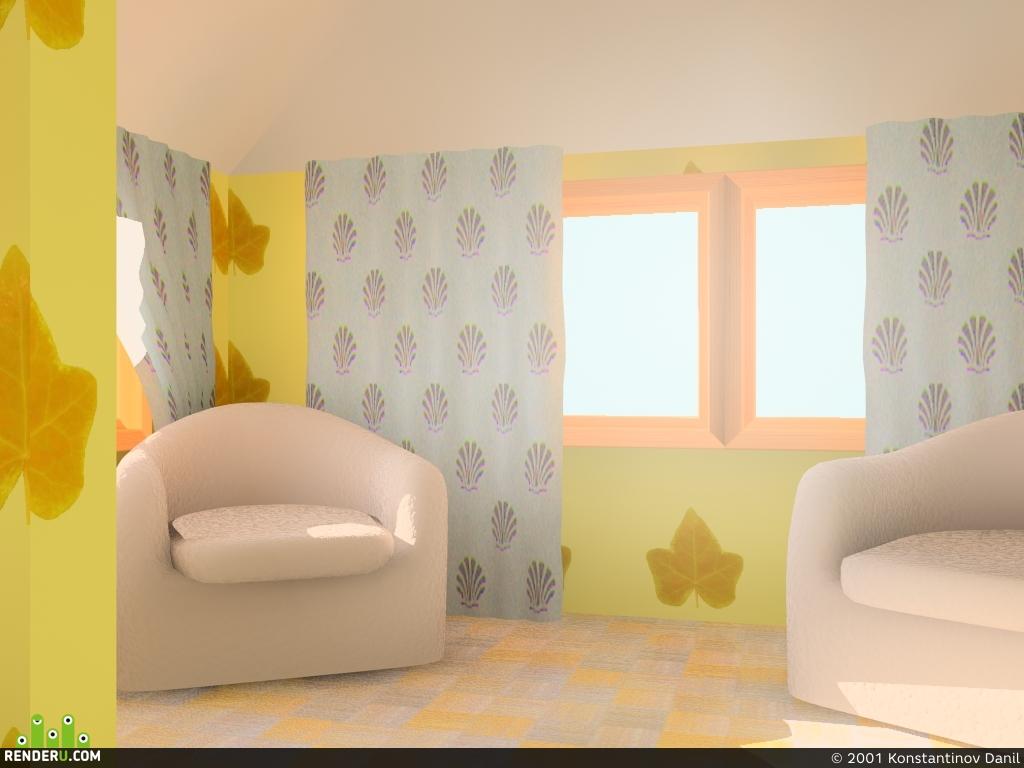 preview Маленькая комнатка