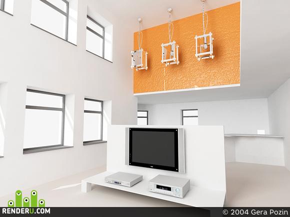 preview Апельсиновый минимализм