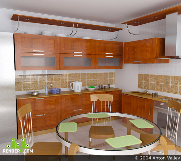 preview Кухня. Квартира