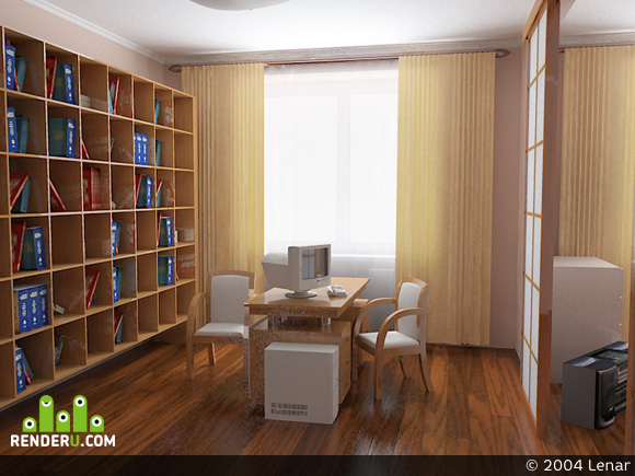 preview Комната №1 в квартире