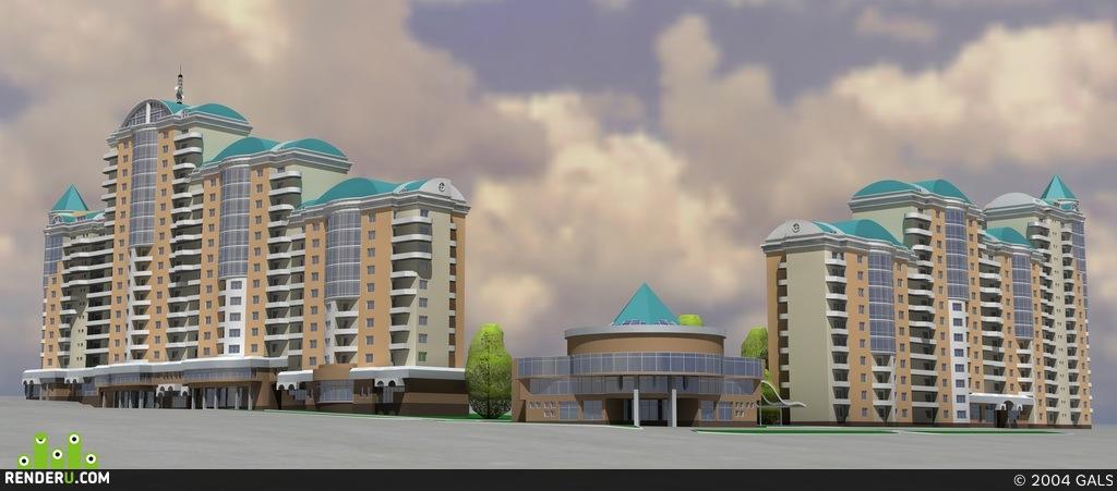 preview жилой комплекс