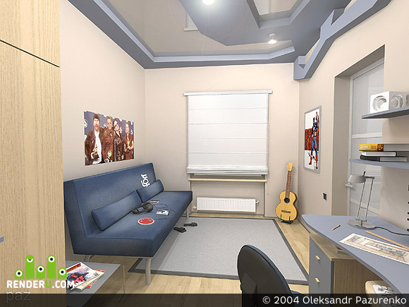 preview children room