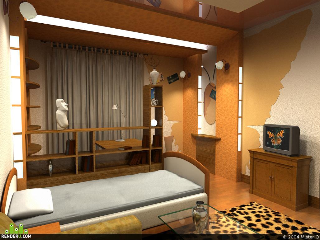 preview Детская комната