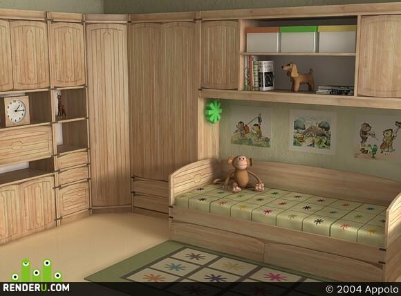 preview Мебель для детской