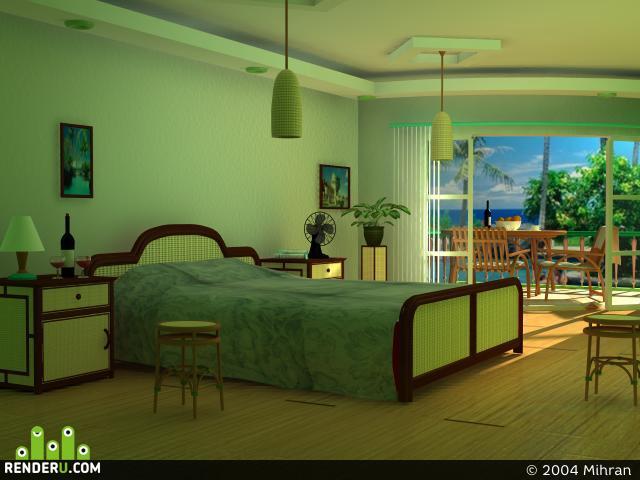 preview комната в гостинице