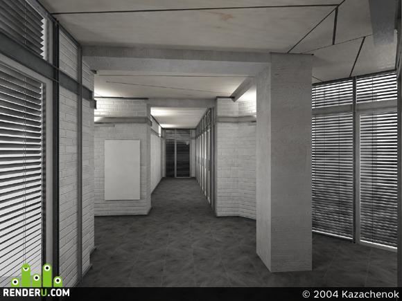 preview офис - хол