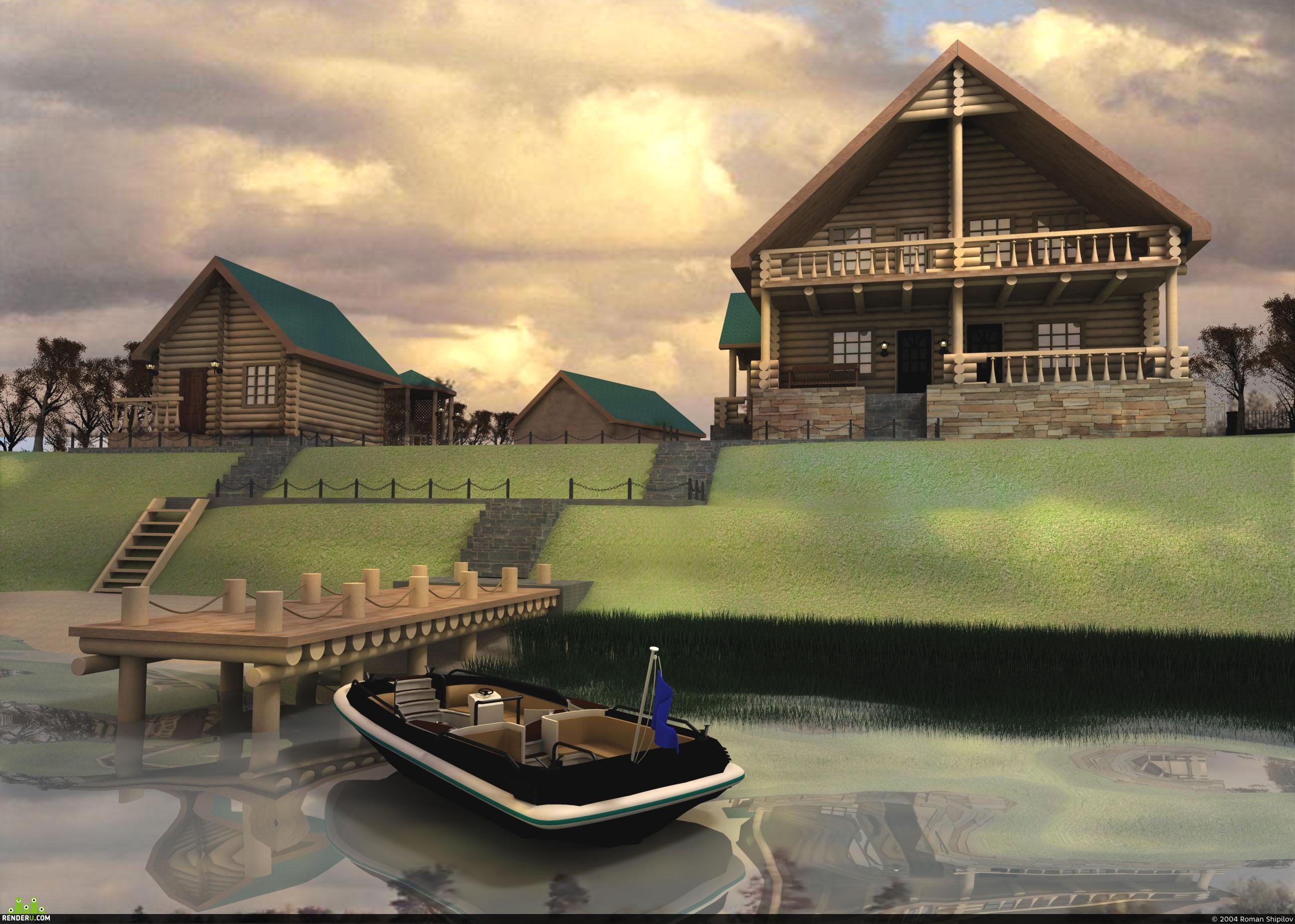 preview Дом на берегу