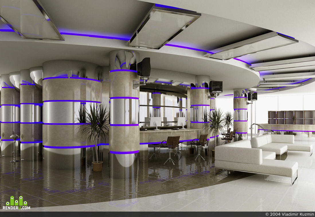 preview Холл гостиницы вариант2
