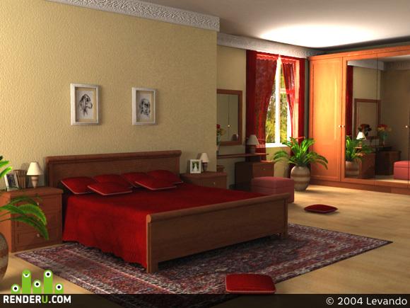 preview Спальня Камелия