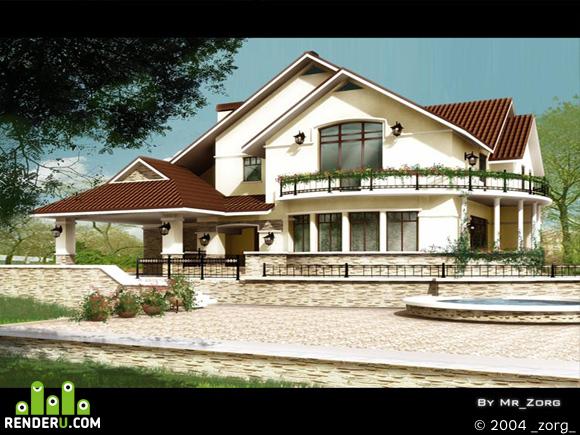 preview Жилой дом