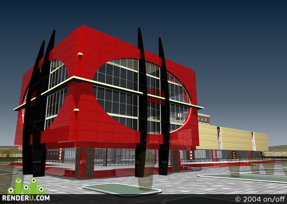 preview торгово-развлекательно-офисный центр