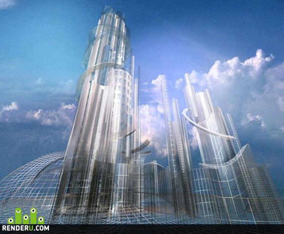 preview Город будущего
