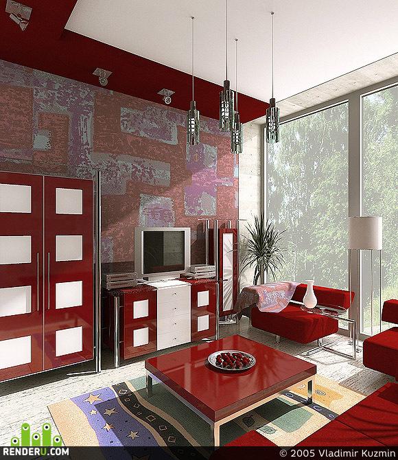 preview Маленькая комната в котедже