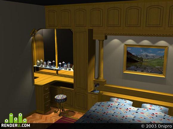 preview Мебельный комплекс