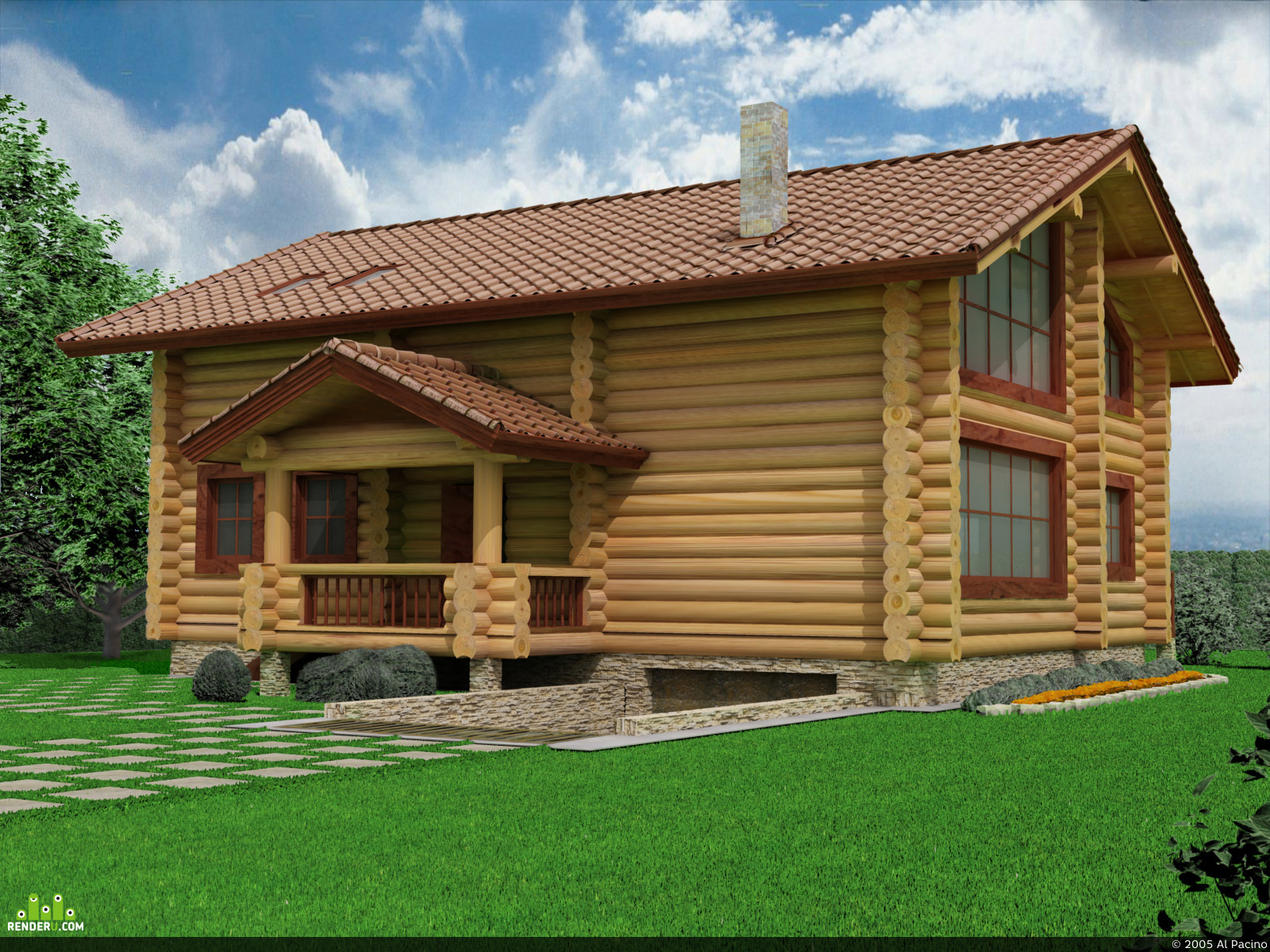 preview дом из 380 бруса
