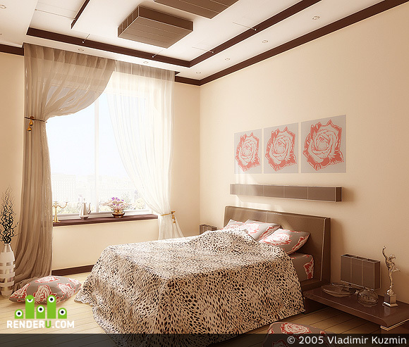 preview Спальня другая