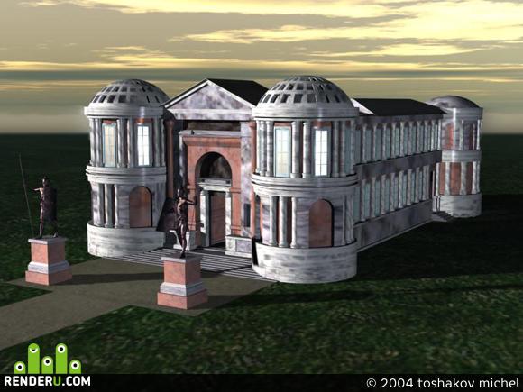 preview дом под антик