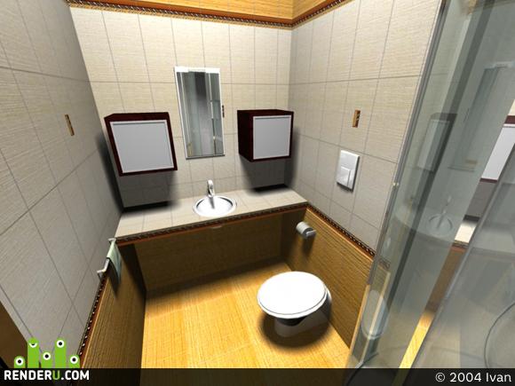 preview Ванные комнаты в том же доме