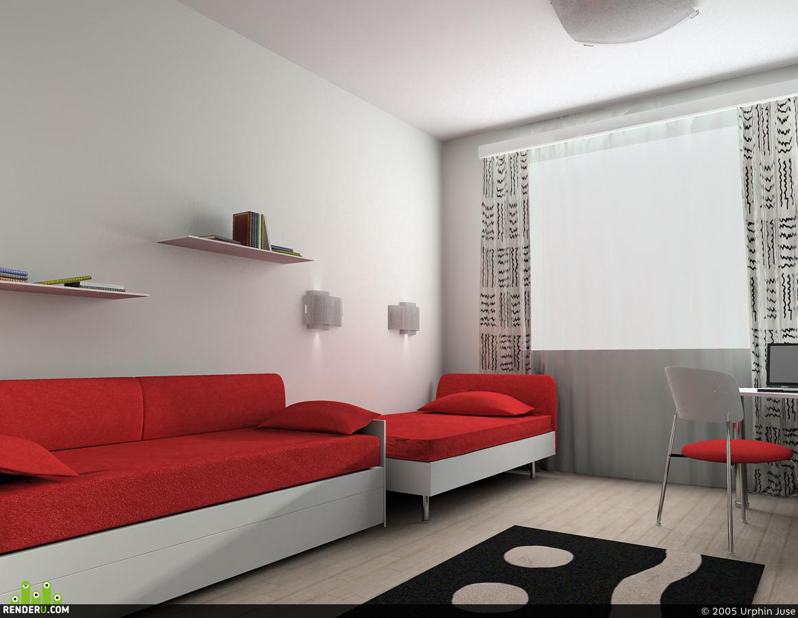 preview комната для подростка