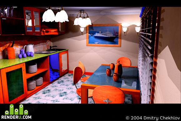 preview Кухня и мебель