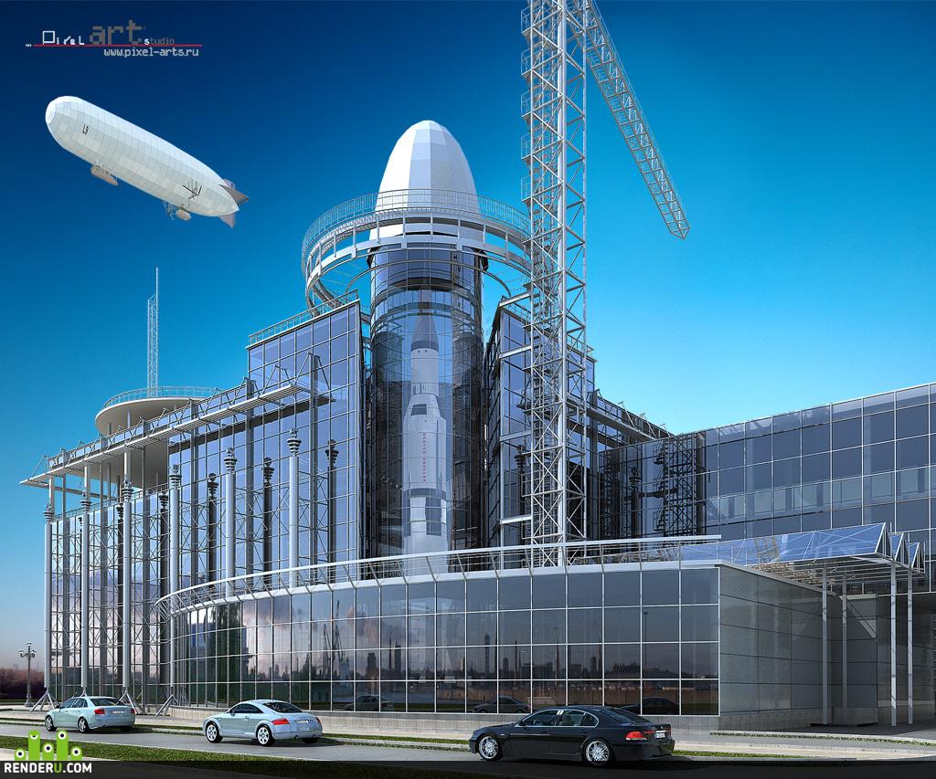 preview Музей космонавтики