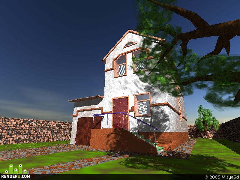 preview Мой не построенный дом