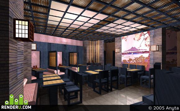 preview Японский ресторан