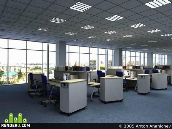 preview Офис на ул. Гашека