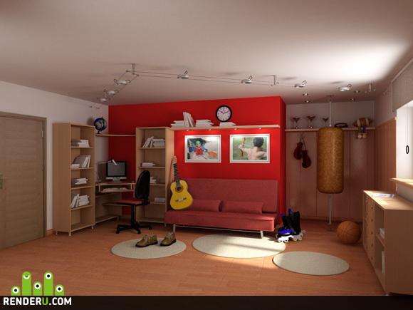 preview комнатка Вундеркинда