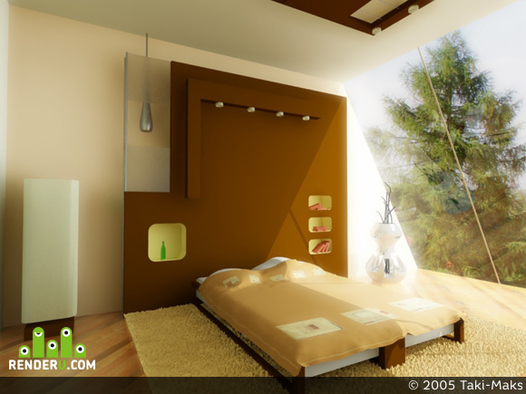 preview Спальная комната