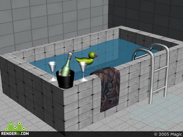 preview Сведание бассейне
