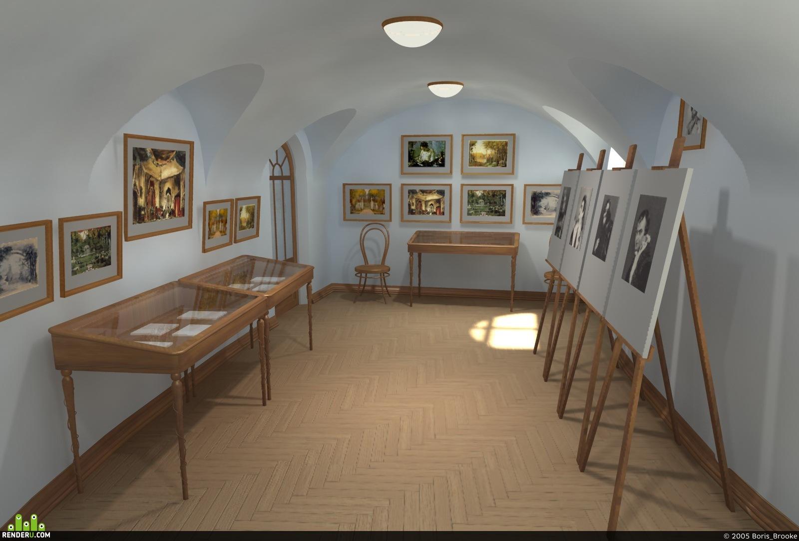 preview Художественная студия. Юсуповский дворец.