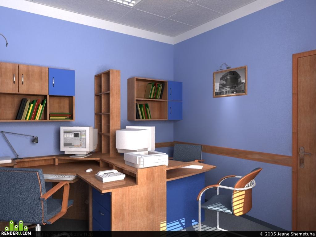 preview офис маленькой мебельной фирмы