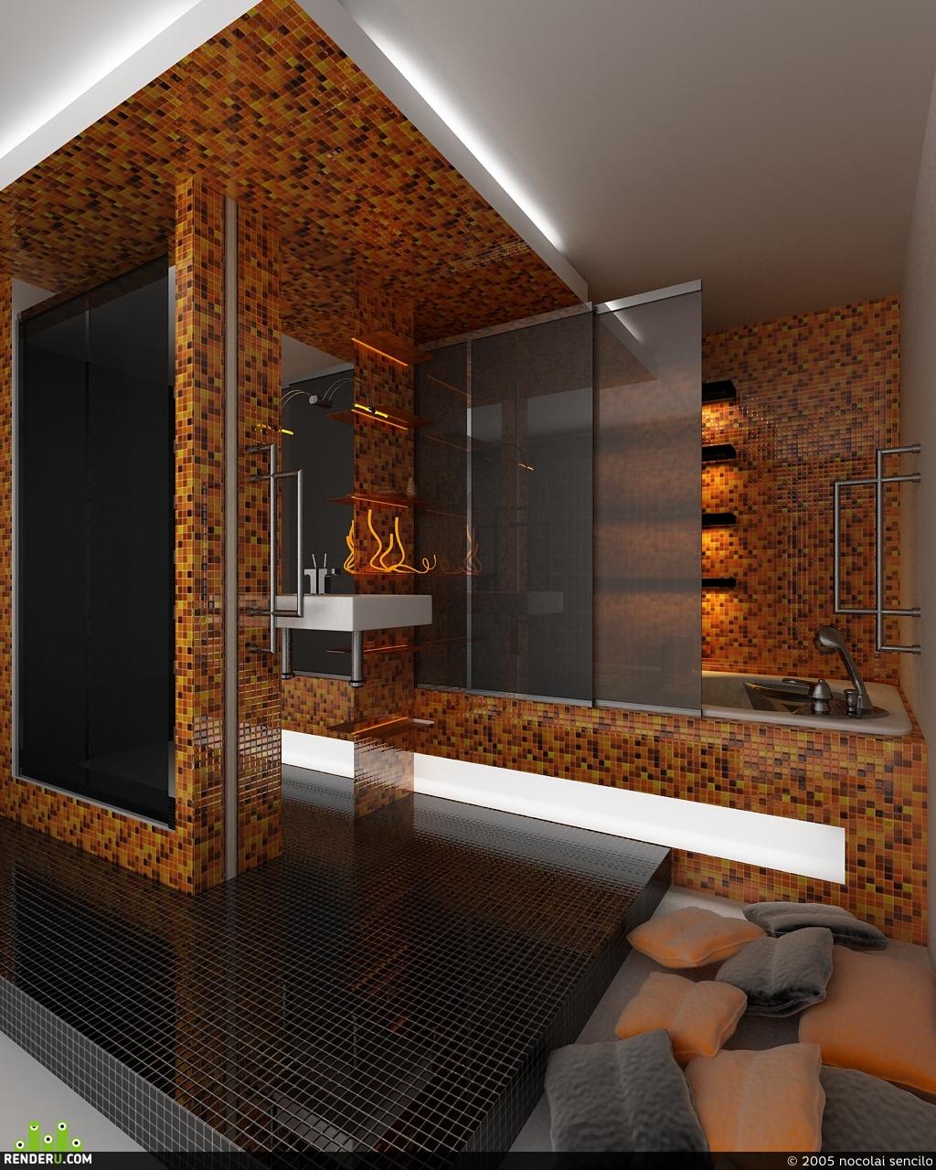 preview ванна ORANGE