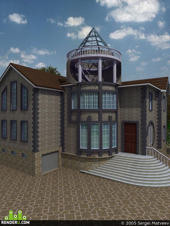 preview Частный дом