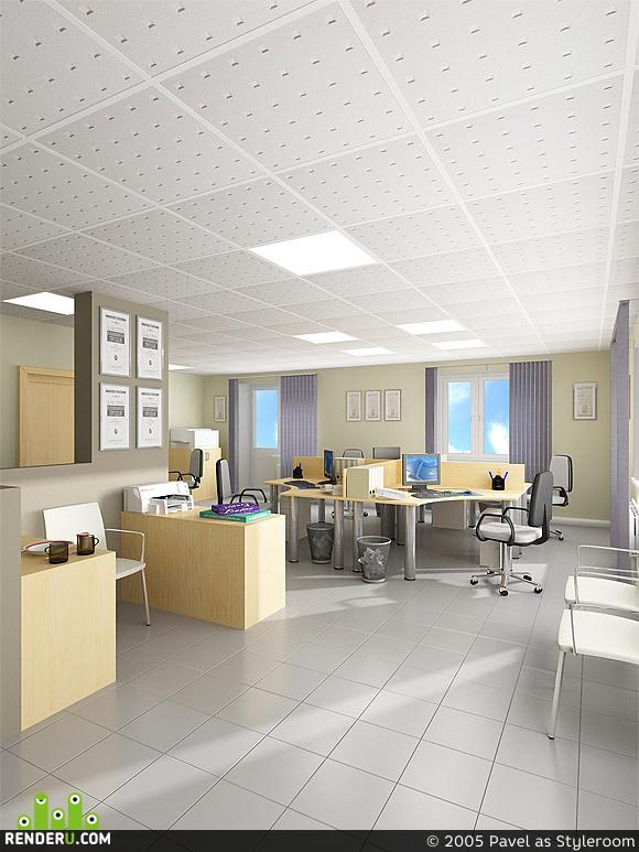 preview Duotone офис