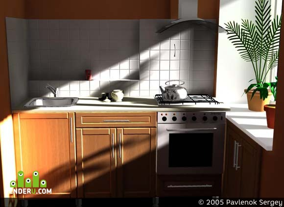preview Кухня дзузьям