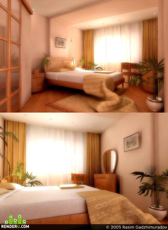 preview Спальня лайт